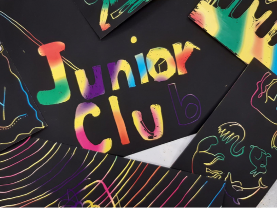 Junior Club Newsletter April