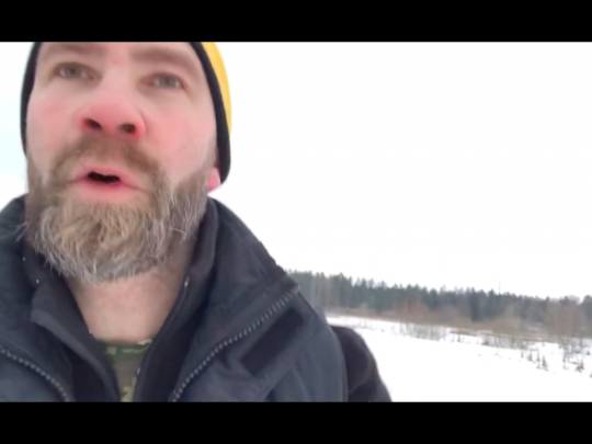 Team Kista Talk - Get outside and move!